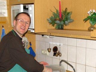 즐거운 설거지 시간!