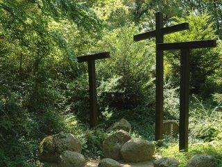 십자가에 달리신 예수님